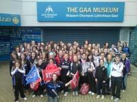 Sligo U-13 & U-15 Development Squads in croke Park 25th Sept 2011._image40831