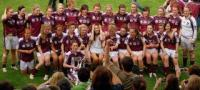 Smiles all round from Galway A Minor 2010 All Ireland Champs._image24067