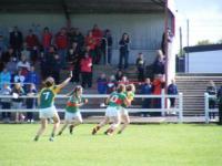 U-16 A Shield All Ireland Semi Final,  Mayo v Meath 2011._image38289