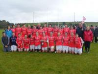 Mayo Junior County Final 2011. Moy Davitts v Claremorris._image40213