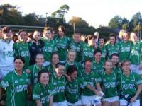 Tesco Connacht Junior Club Final, Caltra/Cuans Galway v Tuar Mhic Eadaigh Maigh Eo, 16/10/2010._image26447