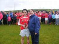 Mayo Junior County Final 2011. Moy Davitts v Claremorris._image40207