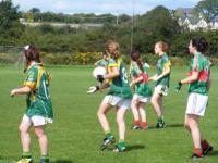 U-16 A Shield All Ireland Semi Final,  Mayo v Meath 2011._image38385