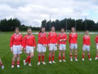National Feile Teams at Connacht Senior Final 2010. Claregalway & St. Nathy's._image4