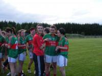 John Miller Connacht Minor B Championship Final 2011. Mayo v Leitrim 2nd July._image35570