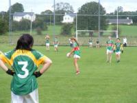 U-16 A Shield All Ireland Semi Final,  Mayo v Meath 2011._image38587
