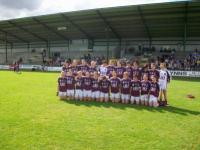 U-16 A Shield, All Ireland Final 2010. Galway v Laois._image24610