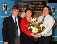 Connacht LGF Presentation Awards with Connacht GAA Council for 2009._image19676