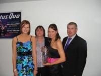 Connacht LGF Presentation Awards with Connacht GAA Council for 2009._image19658