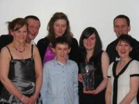 Connacht LGF Presentation Awards with Connacht GAA Council for 2009._image19651