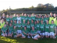 Tesco Connacht Junior Club Final, Caltra/Cuans Galway v Tuar Mhic Eadaigh Maigh Eo, 16/10/2010._image26451