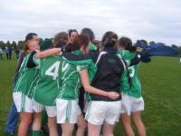 Tesco Junior All Ireland Championship 7's Champions 2010, Caltra Cuans Galway v Cuala Dublin._image2
