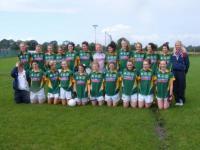 U-16 A Shield All Ireland Semi Final,  Mayo v Meath 2011._image38165