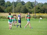 U-16 A Shield All Ireland Semi Final,  Mayo v Meath 2011._image38695