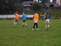 Kilmovee Shamrocks Training Session 2011._image40605