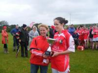 Mayo Junior County Final 2011. Moy Davitts v Claremorris._image40191
