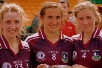 Smiles all round from Galway A Minor 2010 All Ireland Champs._image24488