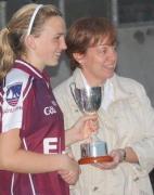Connacht U-16 A Championship Final Galway v Mayo 27th July 2011._image37543