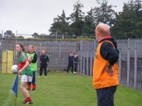 Connacht U-16 A Championship Final Galway v Mayo 27th July 2011._image37837