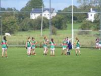 U-16 A Shield All Ireland Semi Final,  Mayo v Meath 2011._image38663