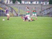 Connacht U-16 A Championship Final Galway v Mayo 27th July 2011._image37895