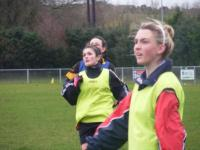 Connacht Post Primary Schools 2nd Day All Star Trials for 2012 Season, Ballinlough Co. Roscommom 4/12/11._image44107