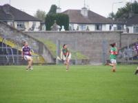 Connacht U-16 A Championship Final Galway v Mayo 27th July 2011._image37903