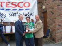 Tesco Junior All Ireland Championship 7's Champions 2010, Caltra Cuans Galway v Cuala Dublin._image1