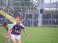 Connacht U-16 A Championship Final Galway v Mayo 27th July 2011._image37917