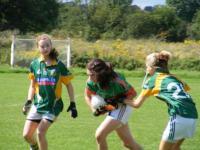 U-16 A Shield All Ireland Semi Final,  Mayo v Meath 2011._image38713