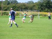 U-16 A Shield All Ireland Semi Final,  Mayo v Meath 2011._image38431