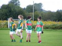 U-16 A Shield All Ireland Semi Final,  Mayo v Meath 2011._image38507