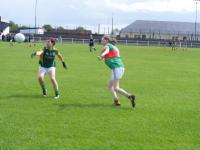 U-16 A Shield All Ireland Semi Final,  Mayo v Meath 2011._image38239