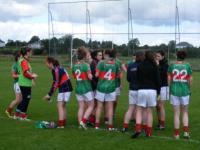 U-16 A Shield All Ireland Semi Final,  Mayo v Meath 2011._image38783