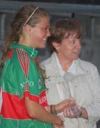 Connacht U-16 A Championship Final Galway v Mayo 27th July 2011._image37545
