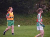 Kilmovee Shamrocks Training Session 2011._image40595