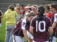 U-16 A Shield, All Ireland Final 2010. Galway v Laois._image24588