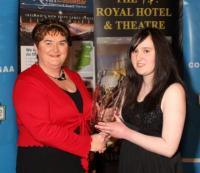 Connacht LGF Presentation Awards with Connacht GAA Council for 2009._image19673