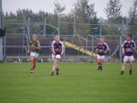 Connacht U-16 A Championship Final Galway v Mayo 27th July 2011._image37875