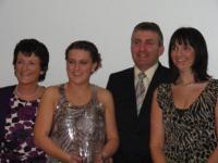 Connacht LGF Presentation Awards with Connacht GAA Council for 2009._image19654