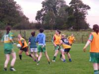 Kilmovee Shamrocks Training Session 2011._image40619