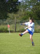 Leitrim U-12 League Rd 5, Kiltubrid v St. Mary's Carrick-on-Shannon. 30th June 2011._image5