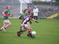 Connacht U-16 A Championship Final Galway v Mayo 27th July 2011._image37897
