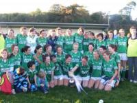 Tesco Connacht Junior Club Final, Caltra/Cuans Galway v Tuar Mhic Eadaigh Maigh Eo, 16/10/2010._image26449