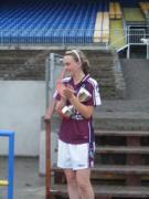 Connacht U-16 A Championship Final Galway v Mayo 27th July 2011._image37947