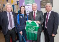 2016-04-22 John West Feile na nGael Launch in Ballymacarbry