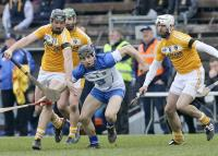 2015-03-15 National Hurling League Round 4 v Antrim in Walsh Park (Won)