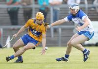 2015-07-15 Munster Under 21 Hurling Championship Semi-Final v Clare in Cusack Park (Lost)