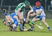 2015-02-14 National Hurling League Round 1 v Limerick in Gaelic Grounds (Draw)