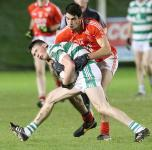2015-11-06 JJ Kavanagh & Sons Co. Senior Football Final in Fraher Field - Stradbally v Ballinacourty